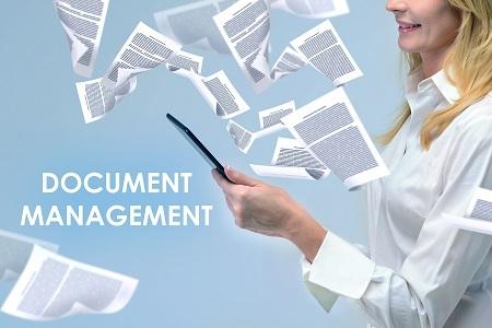 Document management FDS au format PDF