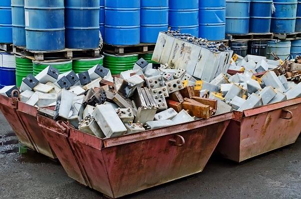 Solution déchets dangereux et emballages souillés