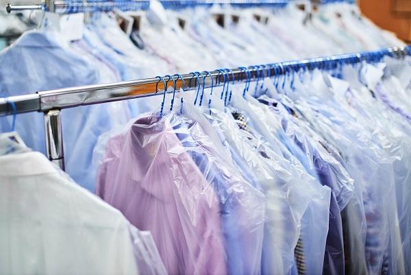 Entretien textile et blanchisserie