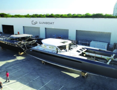 [Composites] Hexcel and SF Composites combined their forces to improve the GUNBOAT 68