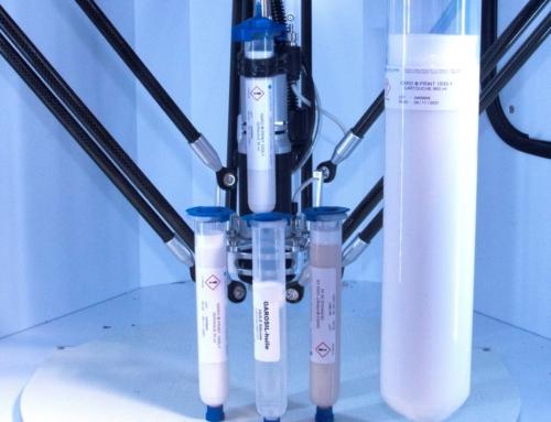 [Fabrication additive] Découvrez la gamme GARO®Print le silicone imprimable